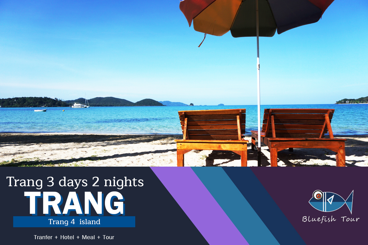 Package Trang 3 days 2 nights 4 Island Trang